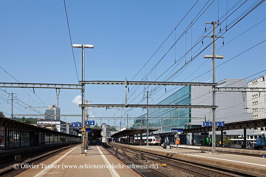 """Bahnhof """"Aarau"""""""