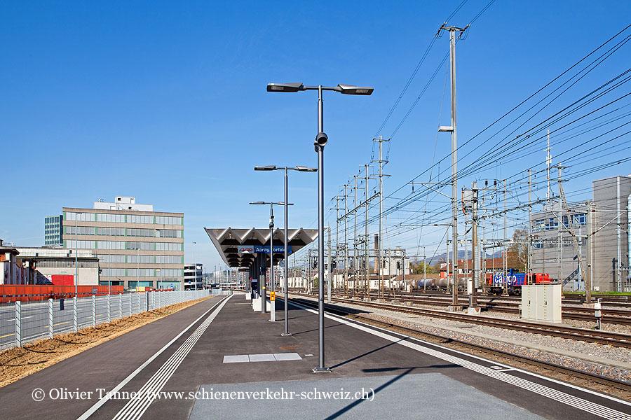 """Bahnhof """"Aarau Torfeld"""""""