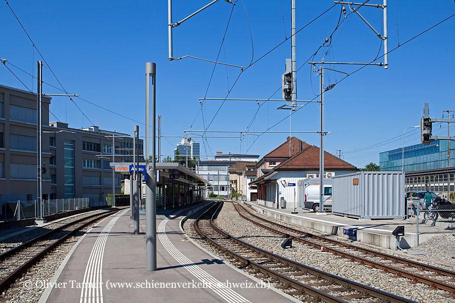 """Bahnhof """"Aarau WSB"""""""