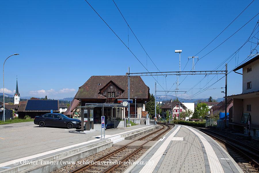 "Bahnhof ""Aarwangen"""