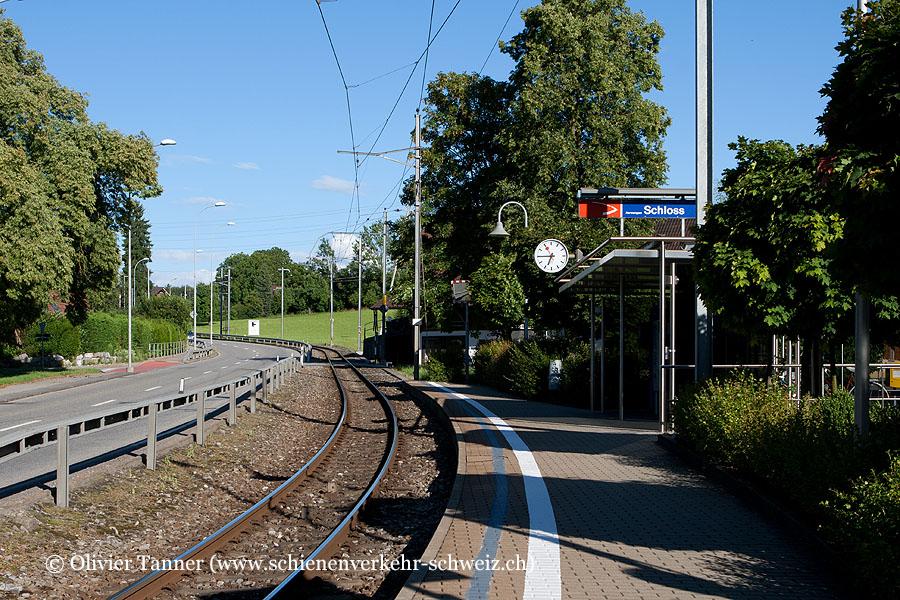 """Bahnhof """"Aarwangen Schloss"""""""