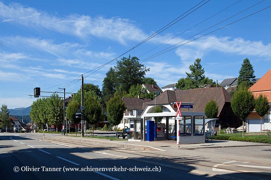 """Bahnhof """"Aarwangen Vorstadt"""""""