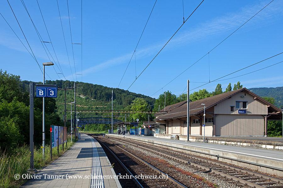 """Bahnhof """"Aesch"""""""