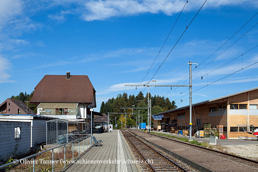 "Bahnhof ""Affoltern-Weier"""