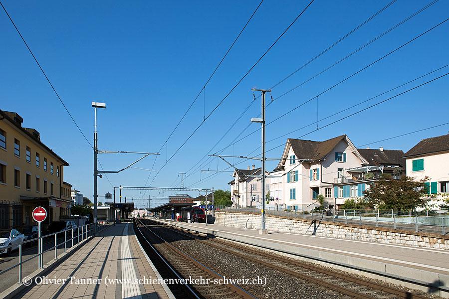 "Bahnhof ""Affoltern am Albis"""