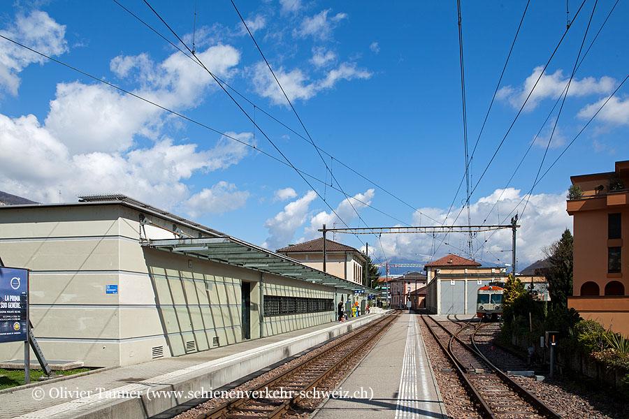 "Bahnhof ""Agno"""