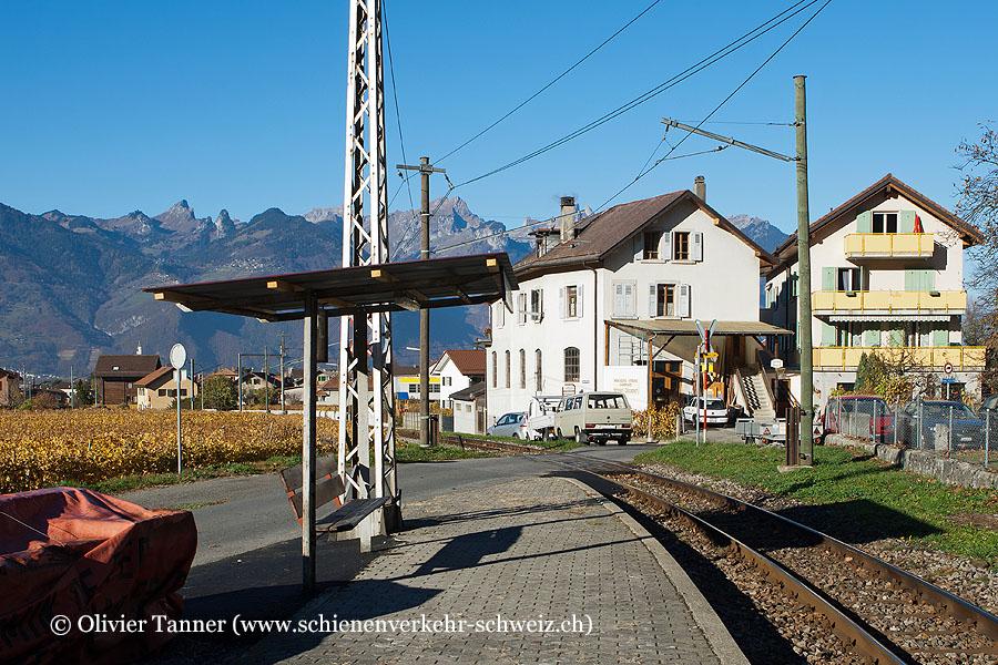 "Bahnhof ""Aigle-Château"""