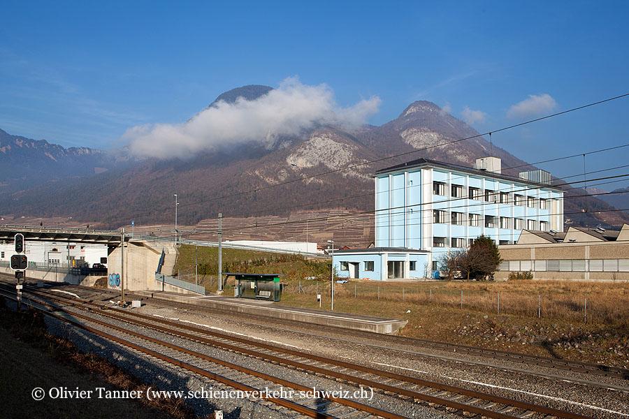 "Bahnhof ""Aigle-Hôpital"""