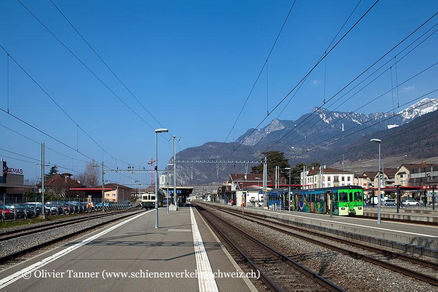 "Bahnhof ""Aigle"""