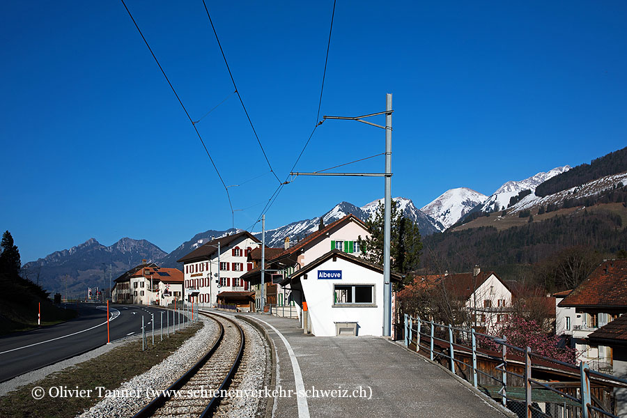 "Bahnhof ""Albeuve"""