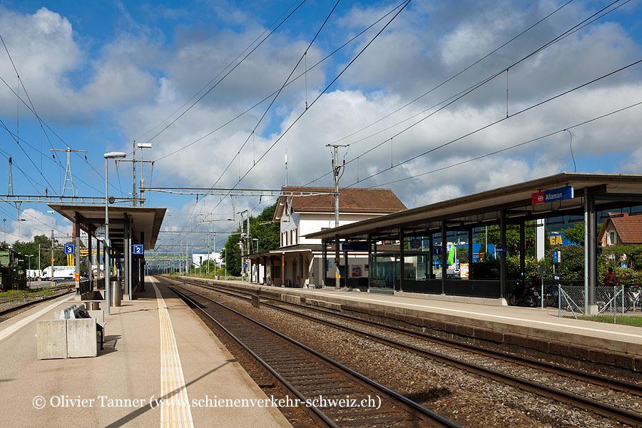"Bahnhof ""Allaman"""