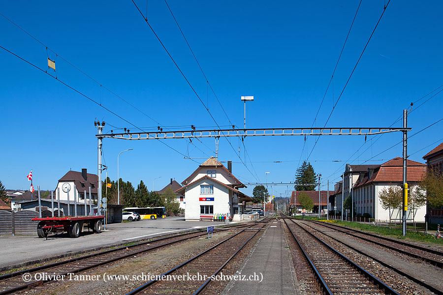 """Bahnhof """"Alle"""""""