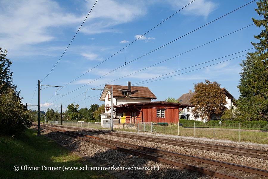 """Bahnhof """"Altenburg-Rheinau"""""""