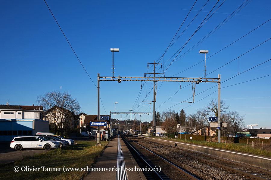 "Bahnhof ""Altendorf"""