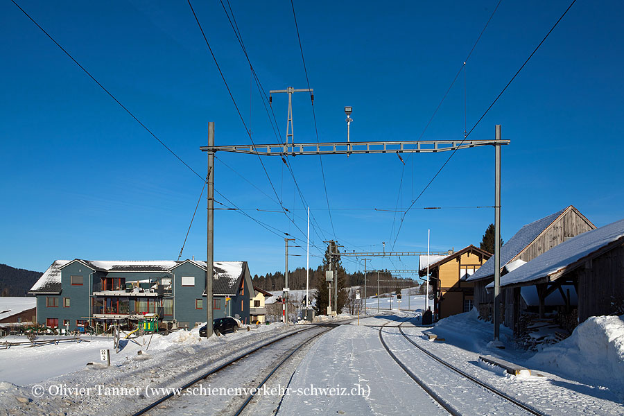 "Bahnhof ""Altmatt"""