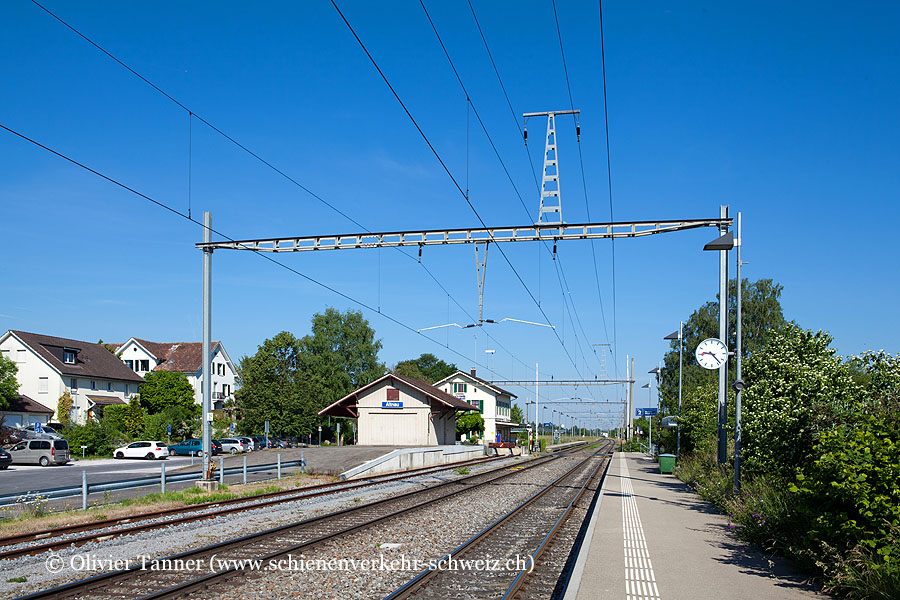 "Bahnhof ""Altnau"""
