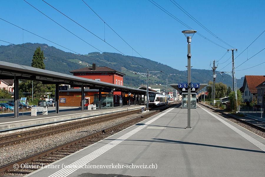 """Bahnhof """"Altstätten SG"""""""