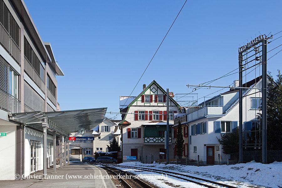 """Bahnhof """"Altstätten Stadt"""""""