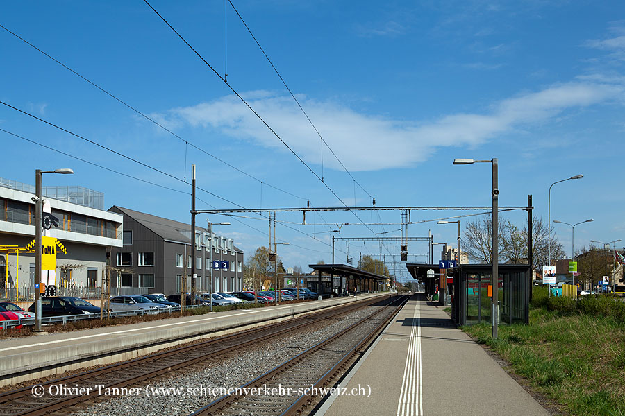 "Bahnhof ""Amriswil"""