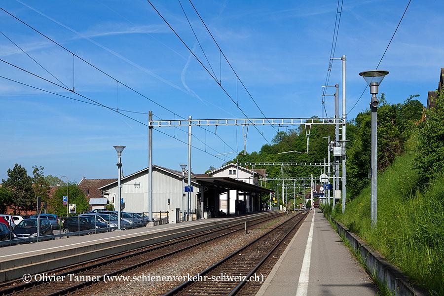 """Bahnhof """"Andelfingen"""""""