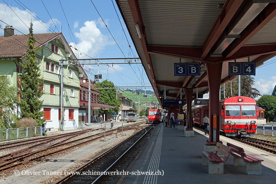 "Bahnhof ""Appenzell"""