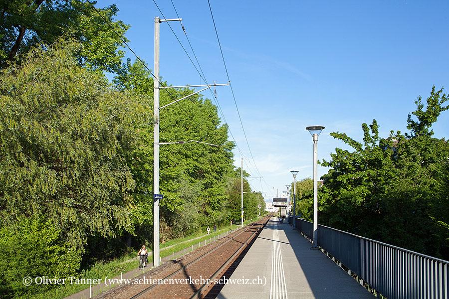 """Bahnhof """"Arbon Seemoosriet"""""""