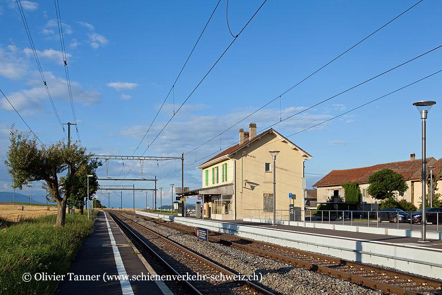 "Bahnhof ""Arnex"""