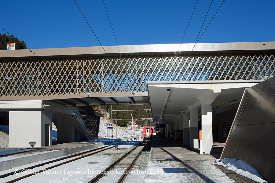 "Bahnhof ""Arosa"""