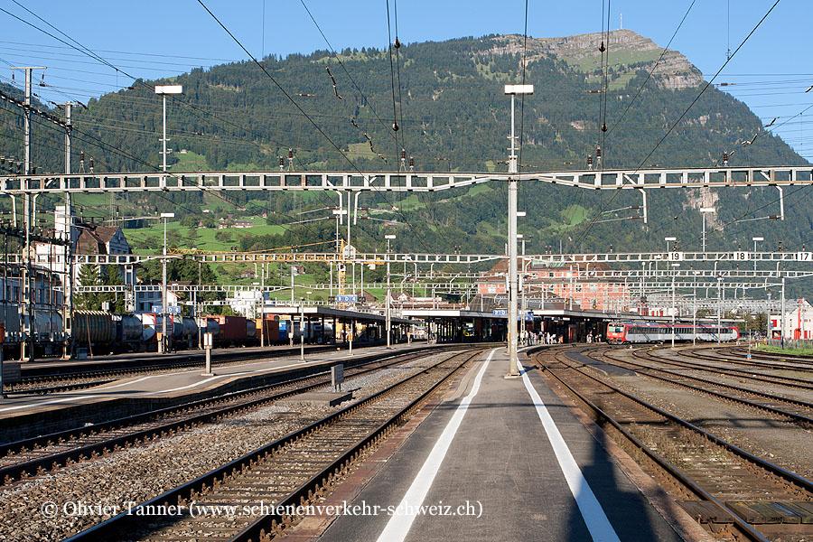 """Bahnhof """"Arth-Goldau"""""""