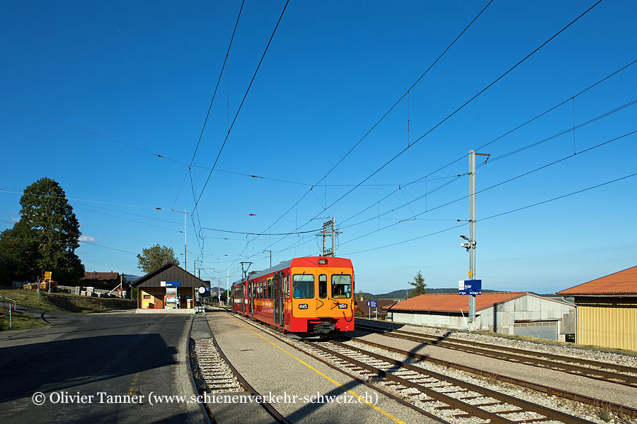 "Bahnhof ""Arzier"""