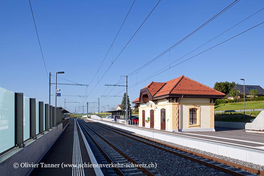 """Bahnhof """"Assens"""""""