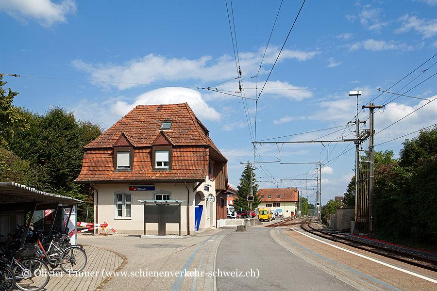 "Bahnhof ""Attiswil"""