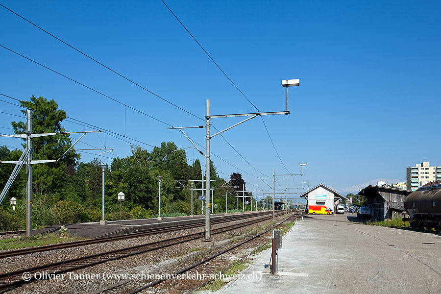 "Bahnhof ""Au ZH"""