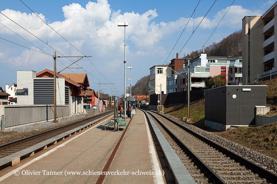 "Bahnhof ""Bäch"""