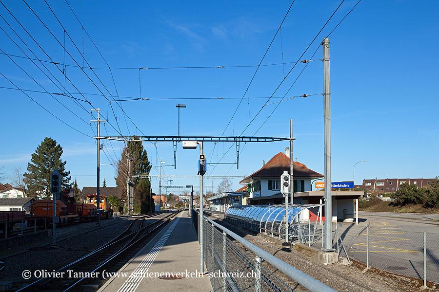 "Bahnhof ""Bätterkinden"""