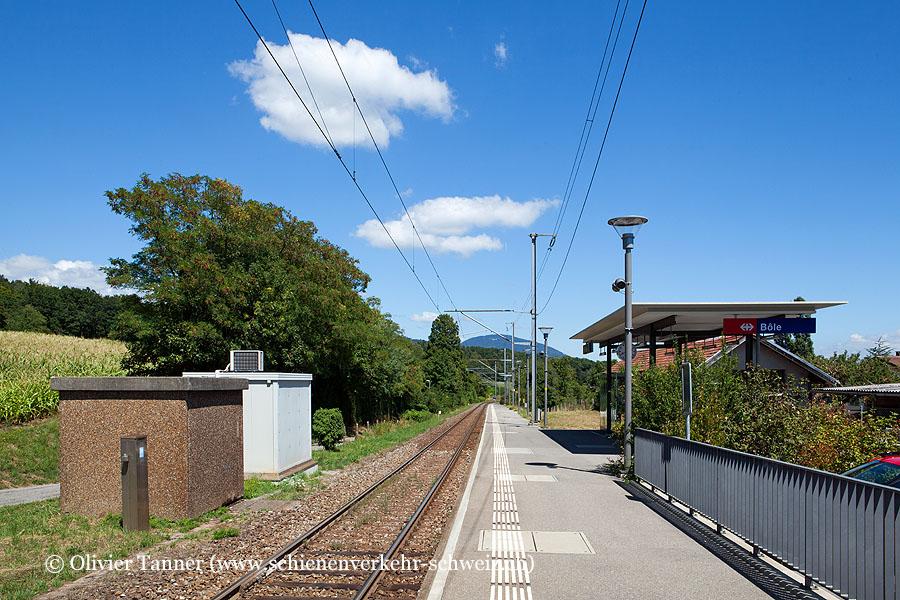 "Bahnhof ""Bôle"""