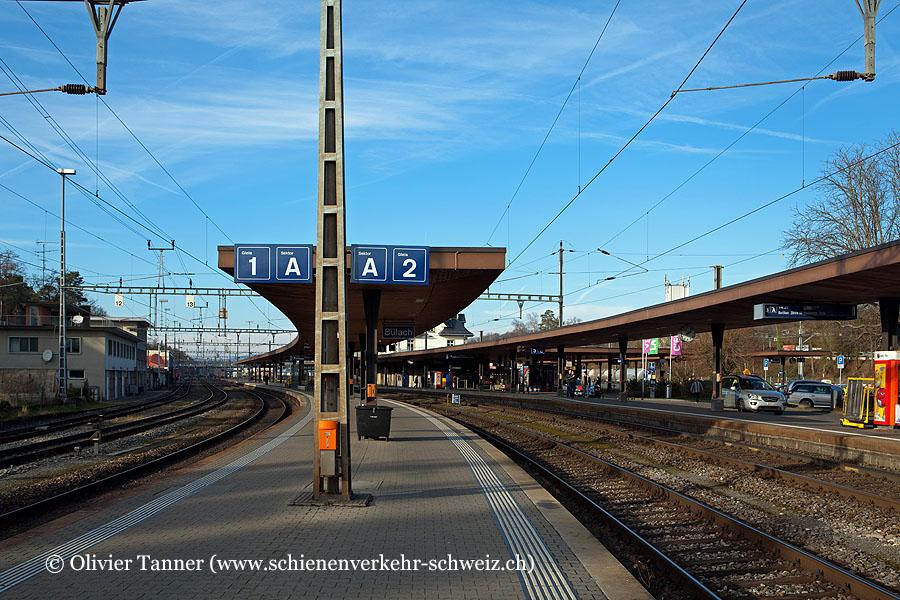 """Bahnhof """"Bülach"""""""