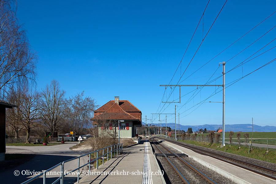 "Bahnhof ""Büren zum Hof"""