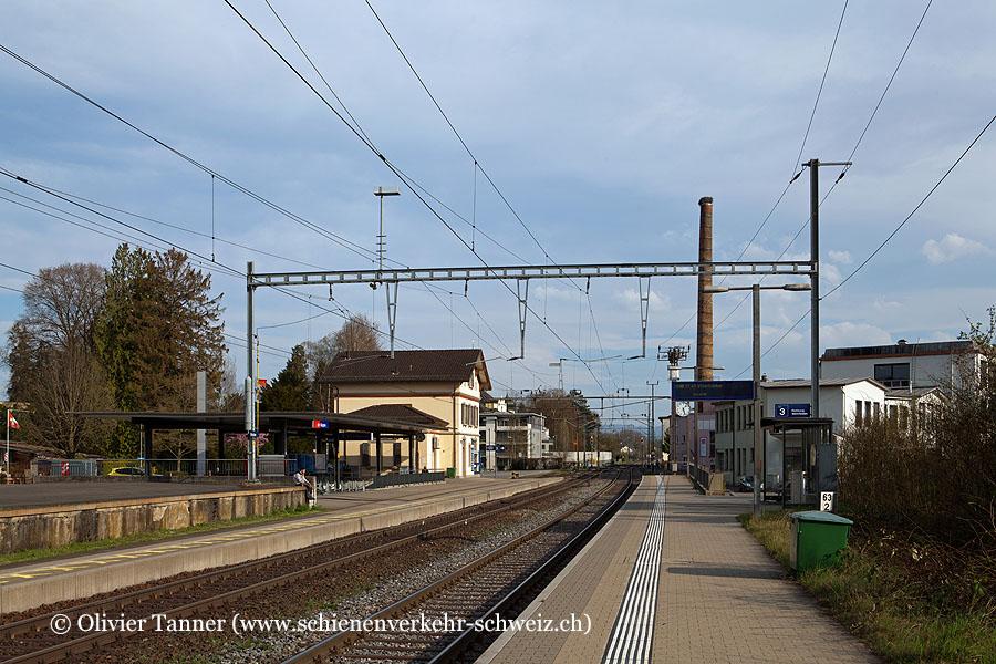 """Bahnhof """"Bürglen"""""""