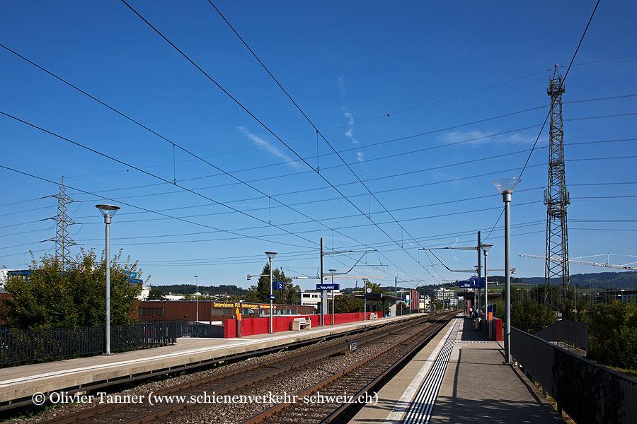 """Bahnhof """"Baar Neufeld"""""""
