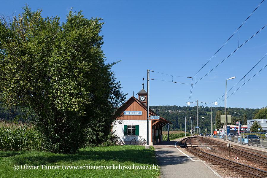 "Bahnhof ""Bad Bubendorf"""