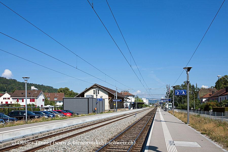 """Bahnhof """"Bad Zurzach"""""""