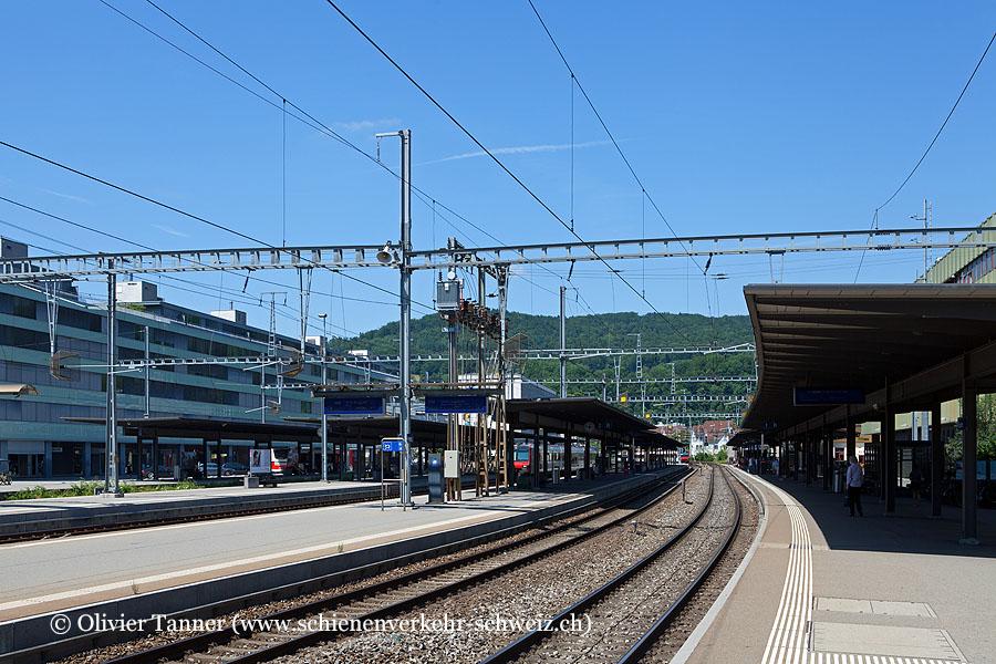 """Bahnhof """"Baden"""""""