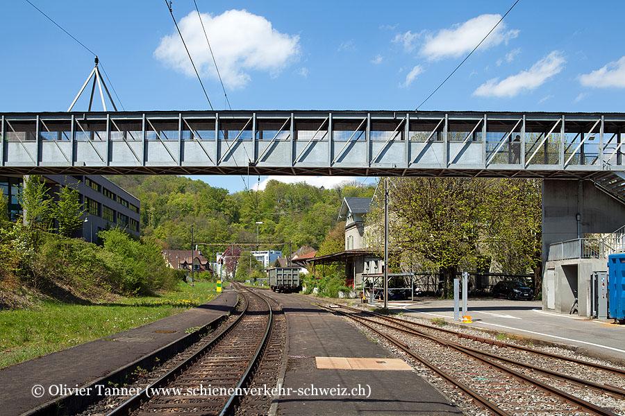 """Bahnhof """"Baden Oberstadt"""""""