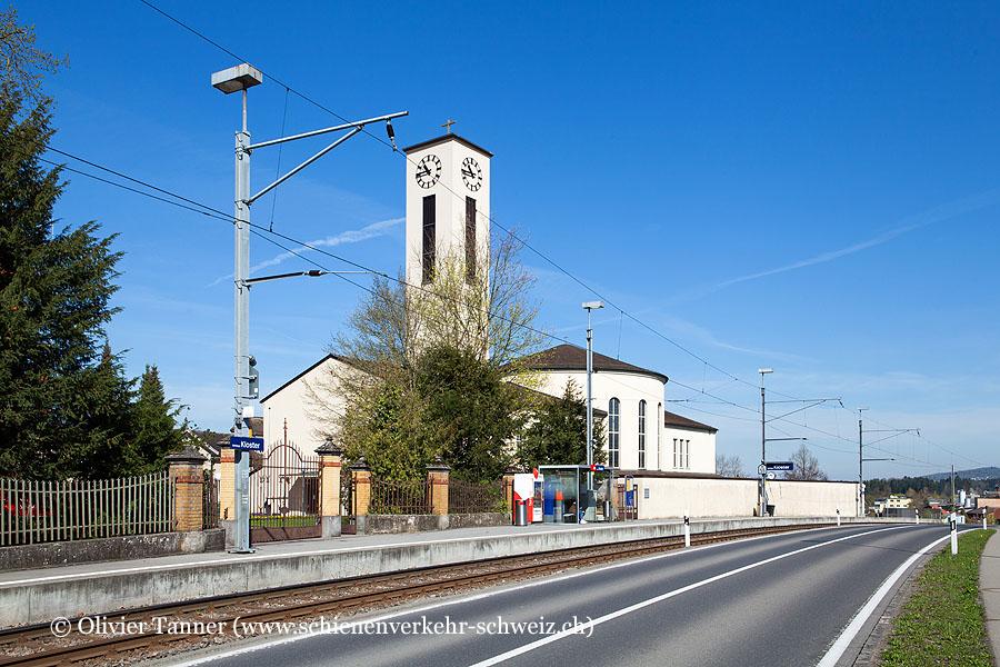 """Bahnhof """"Baldegg Kloster"""""""