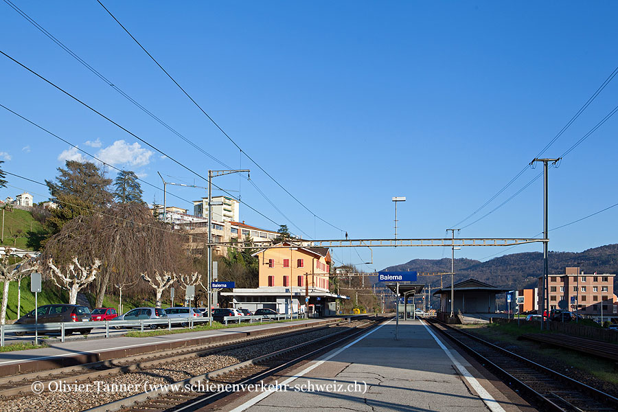 "Bahnhof ""Balerna"""