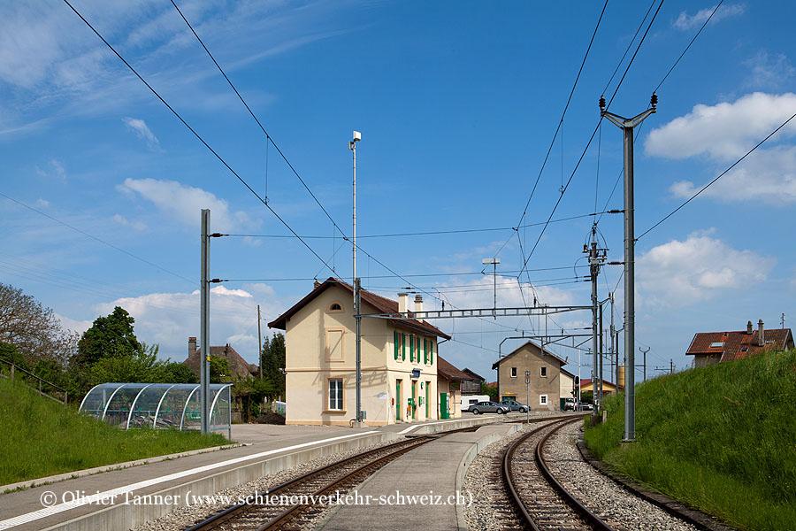 "Bahnhof ""Ballens"""