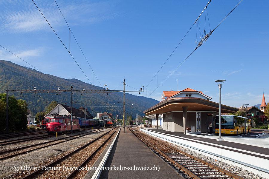 "Bahnhof ""Balsthal"""