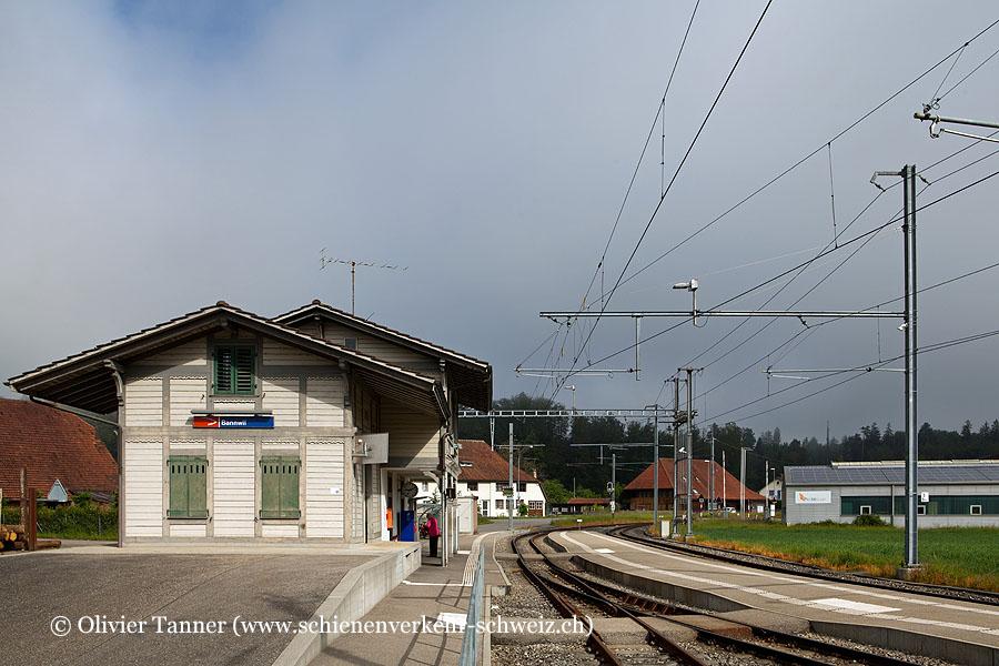 """Bahnhof """"Bannwil"""""""