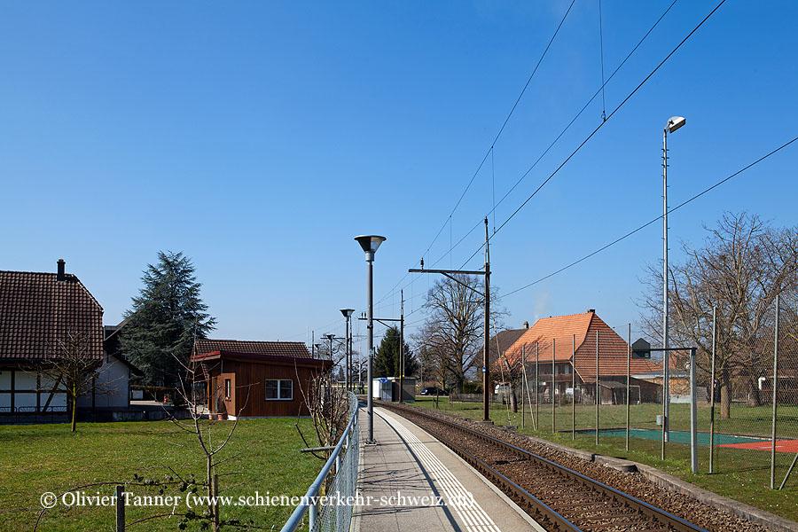"Bahnhof ""Bargen"""